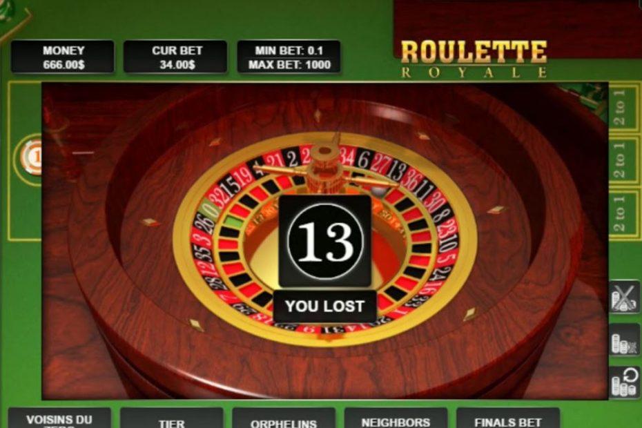 canli casino rulet hileleri nelerdir